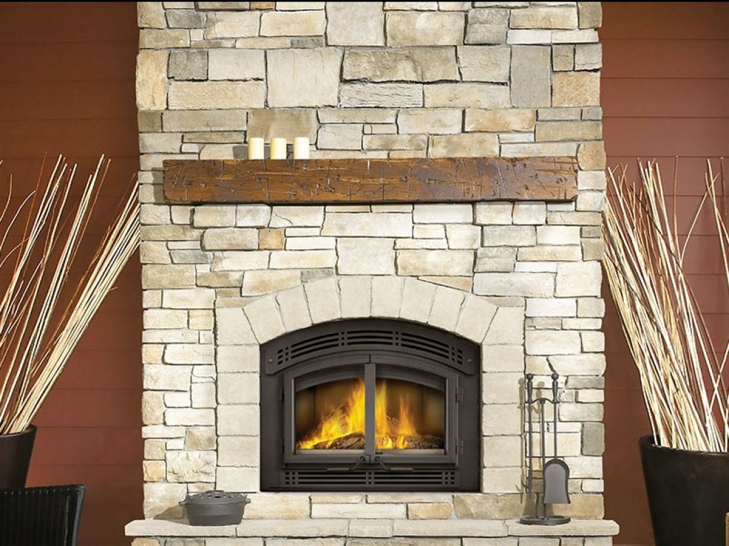 A FIREPLACE CAN DO MORE THAN JUST HEAT UP A ROOM.